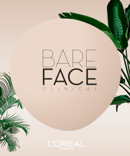 BareFace Clinical – Loreal.