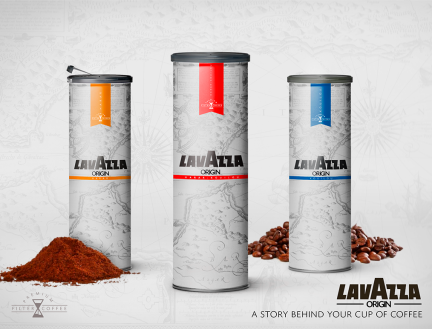 Lavazza Origin – Filter Coffee
