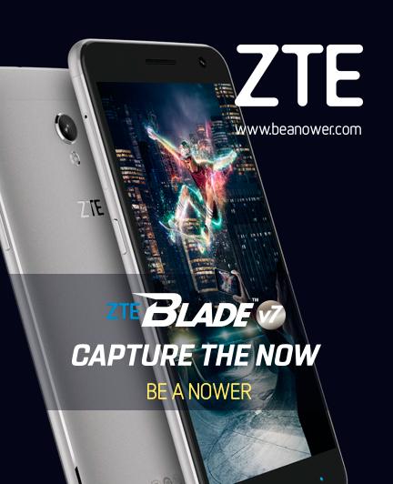 Spot ZTE – BLADE V7